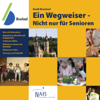 Stadt Bruchsal: Ein Wegweiser - Nicht nur für Senioren