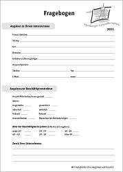 Hamburger Fragebogen betriebliche Gesundheitsförderung