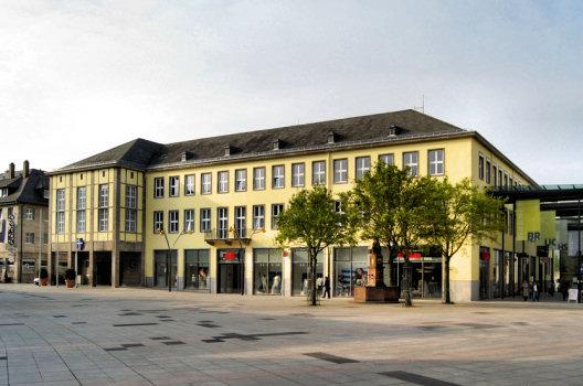 Bruchsal Rathaus