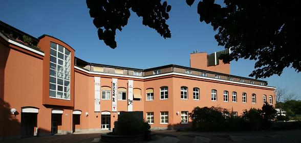 Bürgerzentrum Bruchsal - Haupteingang