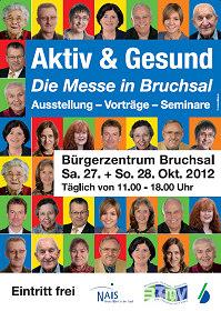 """""""Aktiv & Gesund"""" Die Messe in Bruchsal"""