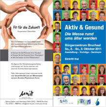 Programmheft Aktiv & Gesund 2011